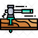 Carpenter Woodworking Tool Carpentry Tool Icon