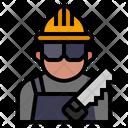 Carpenter Job Avatar Icon