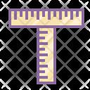 Carpenter Tool Decimal Icon