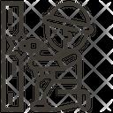 Carpenter Profession User Icon