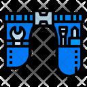 Carpenter Belt Icon