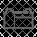Carpenter Box Icon