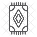 Carpet Home Fabric Icon