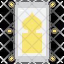 Carpet Sajadah Mat Icon
