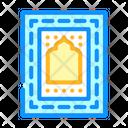 Carpet Namaz Holy Icon