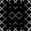 Carpet Mat Floor Icon