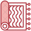 Carpet Furniture And Household Adornment Icon
