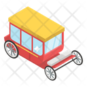 Carriage Transport Vintage Transport Icon