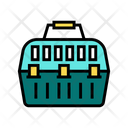 Carriage Cage Color Icon