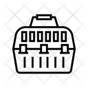 Carriage Cage Shelter Icon