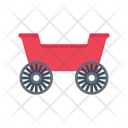 Wedding Marriage Carriage Icon