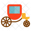 Carriage Cart Transportation Icon
