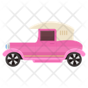 Buggy Car Carriage Car Transport Icon
