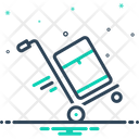 Carrier Bearer Freight Icon