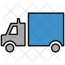 Carrier Cart Vehicle Icon