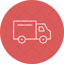 Carrier Construction Shipping Icon