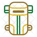 Carrier Travel Bag Backpack Icon