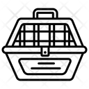Carrier Basket Icon