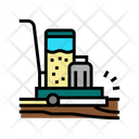 Carrier Trolley Icon