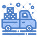 Carrier Truck Icon