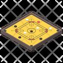 Carrom Board Game Carrom Board Icon
