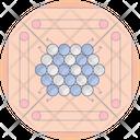 Carrom Board Icon