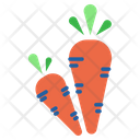 Ivegetables Carrot Vegetables Icon