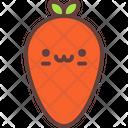 Carrot Nature Fresh Icon