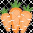 M Carrot Icon