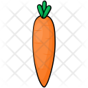 Carrot Bunny Salad Icon