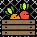 Carrot Farm Farming Icon