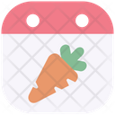 Carrot Vegetables Vegetable Icon