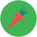 Carrot Nutrition Healthy Icon