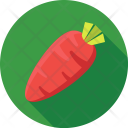 Carrot Vegetable Root Icon
