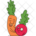 Carrot Friends Icon
