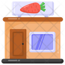Carrot Store Icon