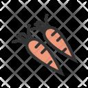 Carrots Icon