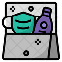 Carry hand sanitizer Icon
