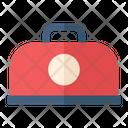 Carry On Bag Carry Bag Food Bag Icon