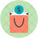 Carrybag Bag Money Icon
