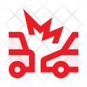 Cars Accident Icon