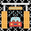 Cars Wash Icon