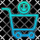 Buy Cart Basket Shopping Icon