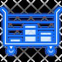 Cart Trolley Box Icon