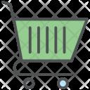 Cart E Commerce Shopping Icon