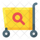 Cart Shopping Search Icon