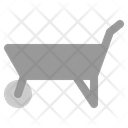 Cart Worker Working Icon