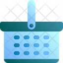 Cart Container Basket Icon