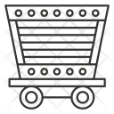 Cart Trolley Basket Icon