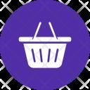 Cart Basket Supermarket Icon